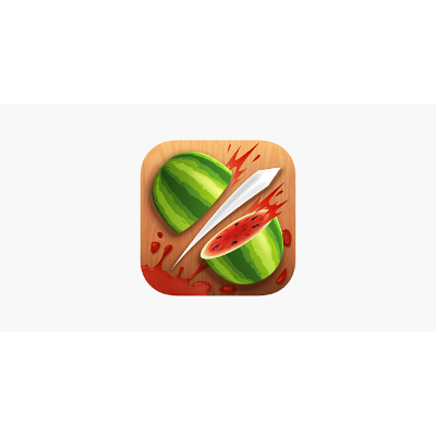 Fruit Ninja App for iOS icon