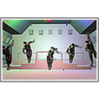 Dance evolution icon