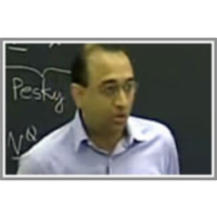 Lecture 8: Single particle: angular momentum, example problem  Two particles: dumbbell problem, torque icon