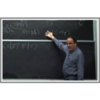 Lecture 25: Polyatomic vibrations: normal mode calculations icon