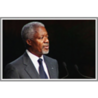 Kofi Annan Keynote Presentation icon
