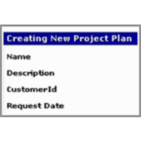 Create Project Plan icon