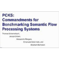 PCKS: Commandments for Benchmarking Semantic Flow Processing Systems