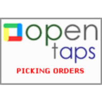 Opentaps training icon
