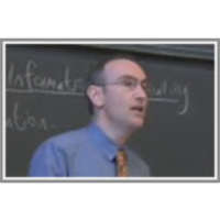 Lecture 23 -  Asymmetric information: silence, signaling and suffering education icon