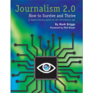 Journalism 2.0 - How to Survive and Thrive icon