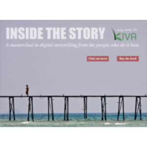 Inside the Story: a masterclass in digital storytelling from the people who do it best. icon