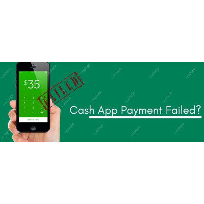 Cashapp Failed