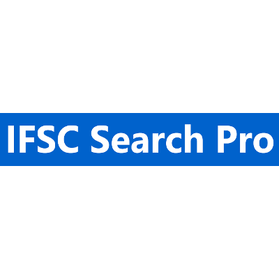 IFSC code search code