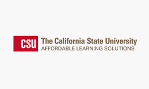 Calif State Univ - Affordable Learning Solutions